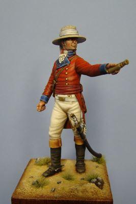 Picture of Assaye - Major General Arthur Wellesley - 1803