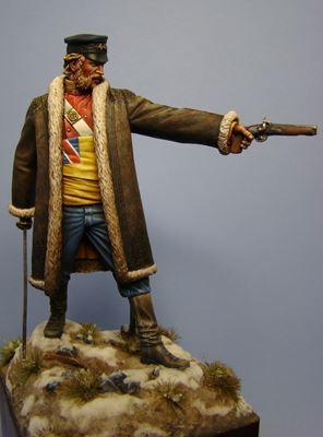 Picture of Lieutenant  Souter of Gandamak