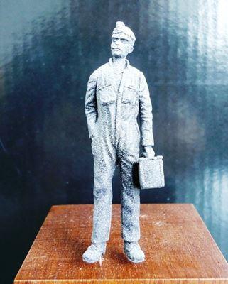 Picture of RFC Engineer Figure 1914 - 1918
