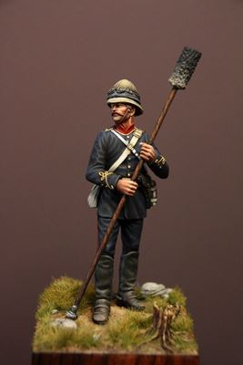 Hawk Miniatures: Royal Artillery 1880