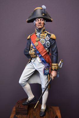 Picture of Vice Admiral Horatio, Lord Nelson (Figure)